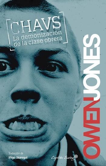 Chavs-portada-Letras-Corsarias-Libreria-Salamanca