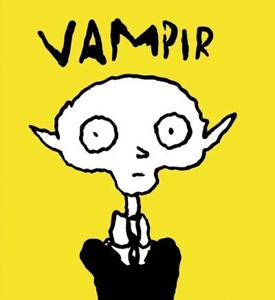 Vampir Sfar Portada