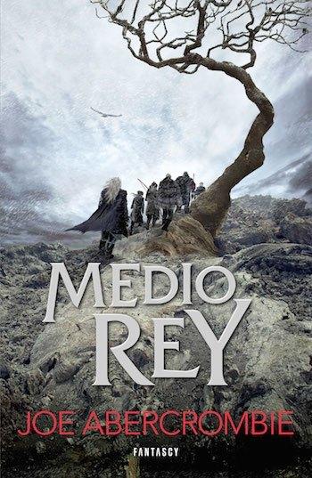 Abercrombie Medio Rey - Letras Corsarias Librería Salamanca