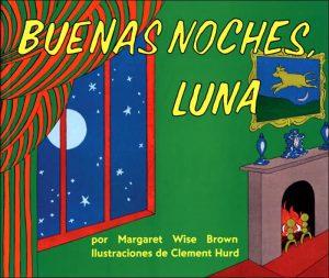 Cuentos para dormir - Buenas Noches Luna - Letras Corsarias Librería Salamanca