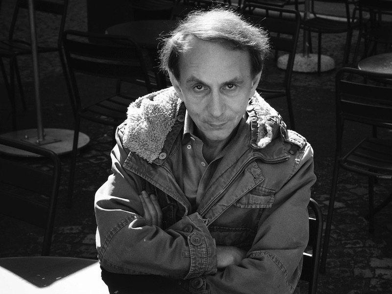Michel Houllebecq Letras Corsarias Librería Salamanca