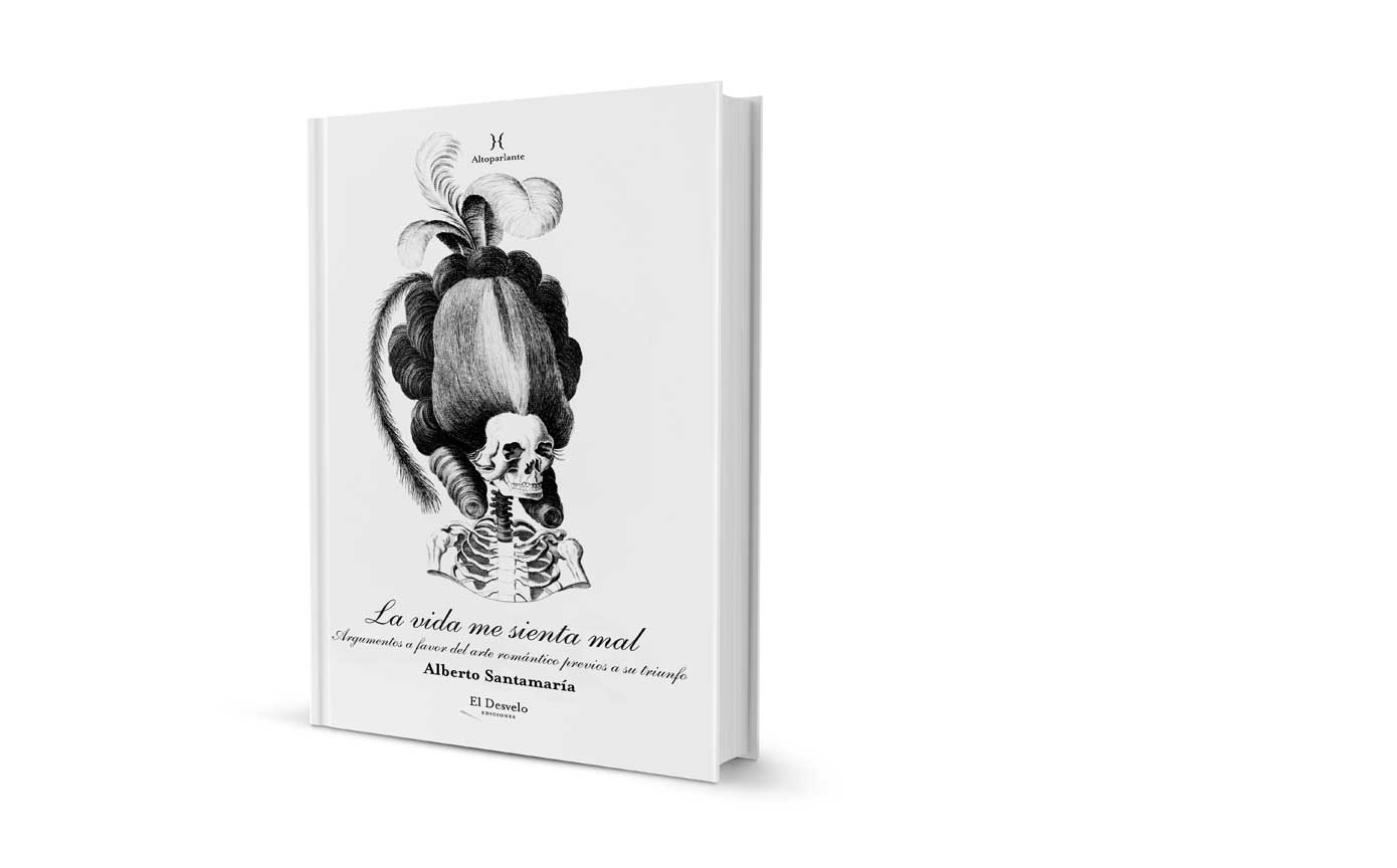 Alberto Santamaría - Letras Corsarias Librería Salamanca