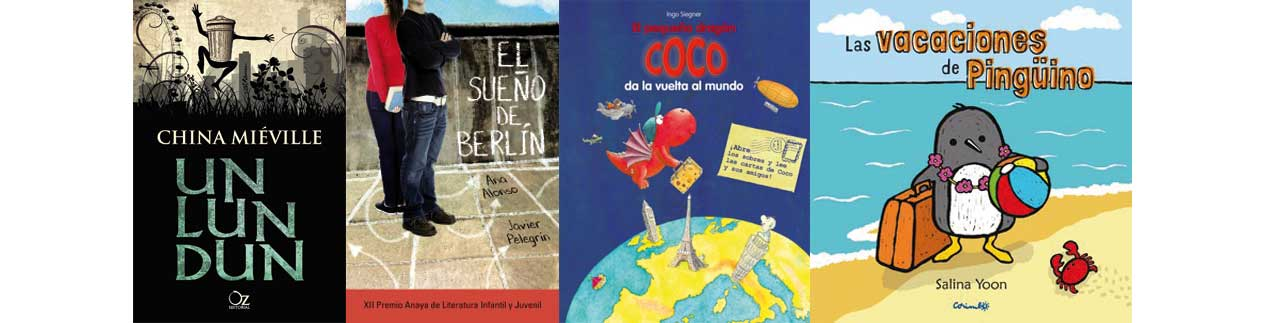 Libros infantil 14 - Letras Corsarias Librería Salamanca