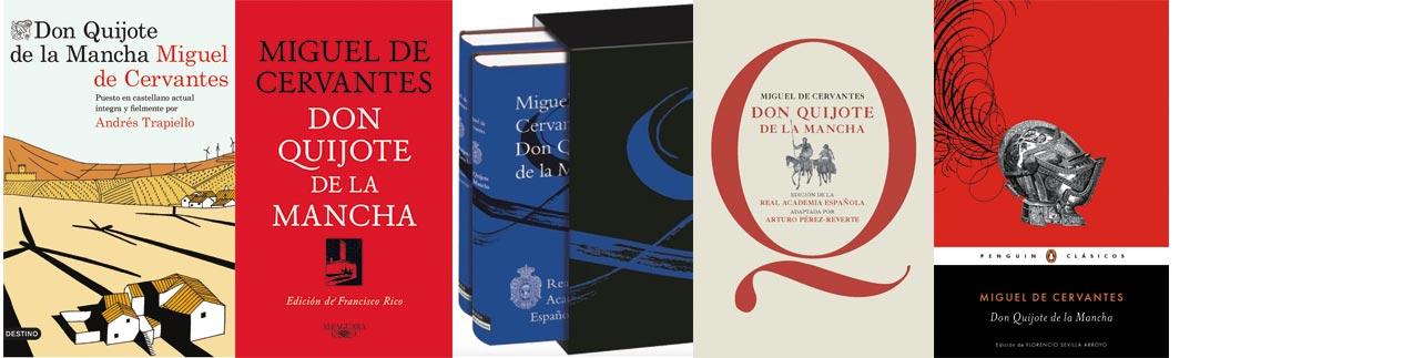 Selección El Quijote - Letras Corsarias Librería Salamanca