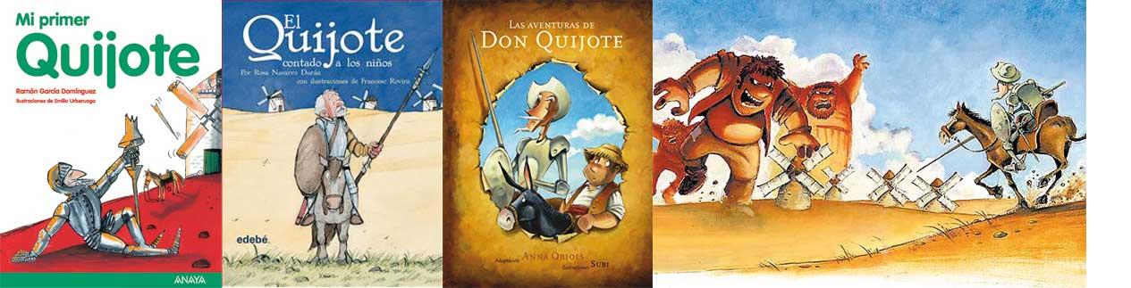Selección Quijotes Infantil - Letras Corsarias Librería Salamanca