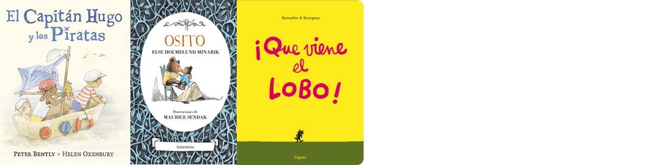 Selección verano de 3 a 6 años Letras Corsarias Librería Salamanca