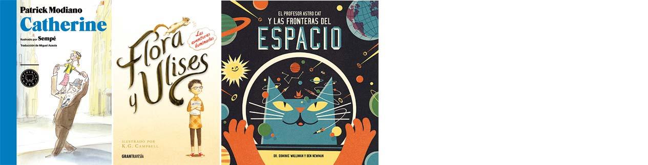 Selección verano de 9 a 11 años Letras Corsarias Librería Salamanca