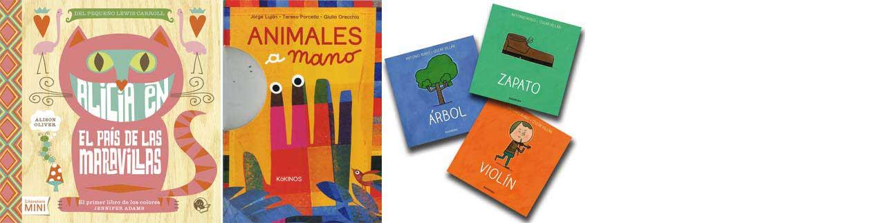 Selección verano hasta 3 años Letras Corsarias Librería Salamanca