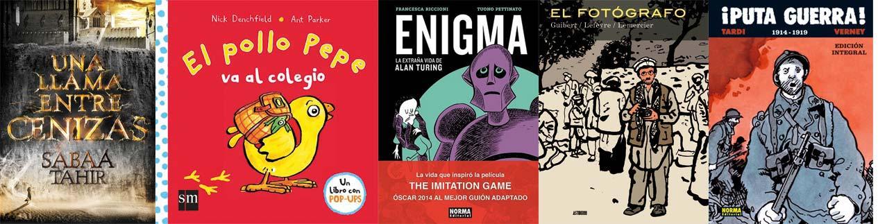 Cómic recomendado septiembre - Letras Corsarias Librería Salamanca