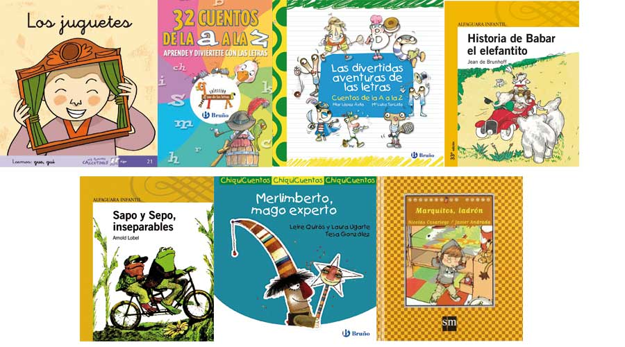 Guía primeros lectores - Recomendados semana 22 - Letras Corsarias Librería Salamanca
