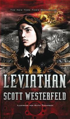 Leviathan Scott Westerfeld - Letras Corsarias Librería Salamanca
