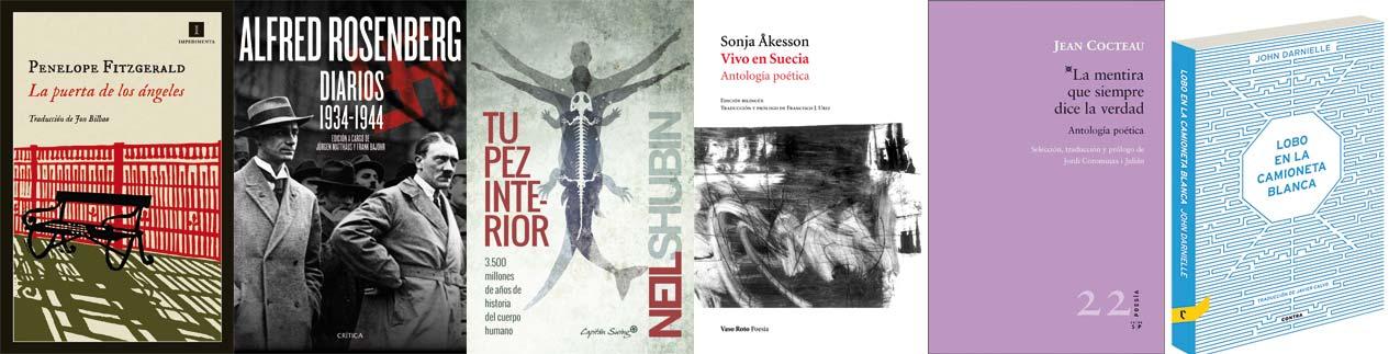Recomendaciones semana 21 - Letras Corsarias Librería Salamanca