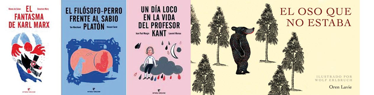 Guía Filosofía para niños - Letras Corsarias Librería Salamanca