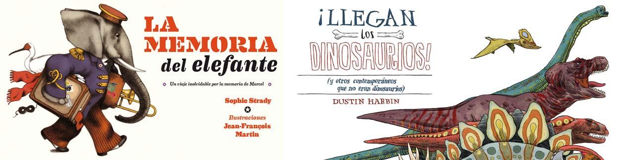 Libros recomendados álbum ilustrado 2 - Letras Corsarias Librería Salamanca