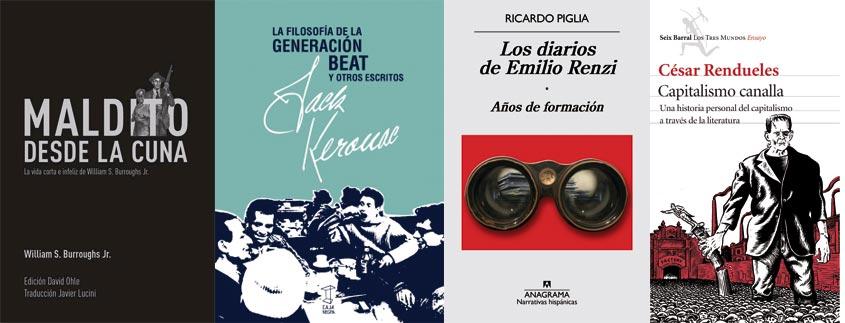 Recomendados semana 22 - Letras Corsarias Librería Salamanca