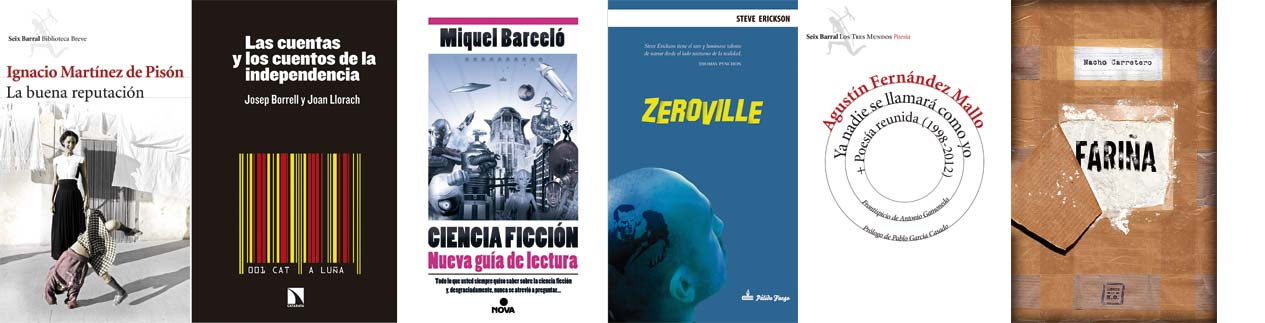Libros recomendados 23 - Letras Corsarias Librería Salamanca