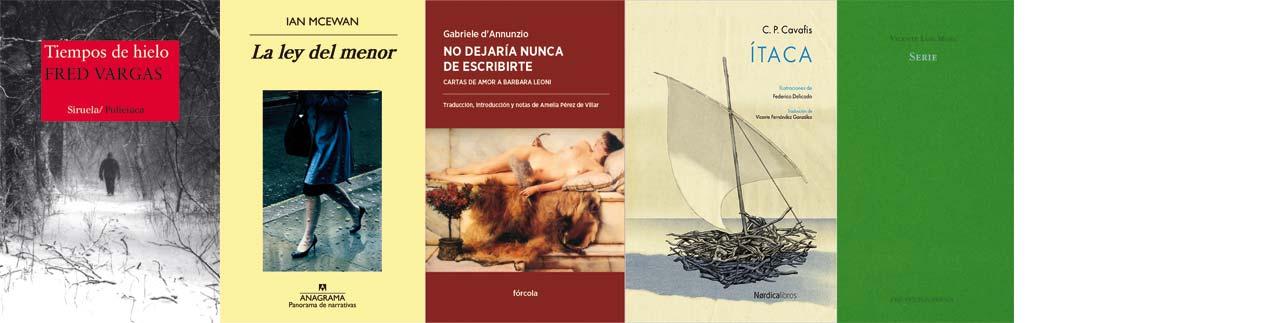 Libros destacados Semana 25 (2) - Letras Corsarias Librería Salamanca