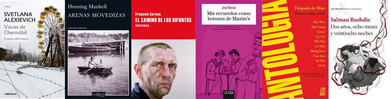Libros destacados Semana 25 (1) - Letras Corsarias Librería Salamanca