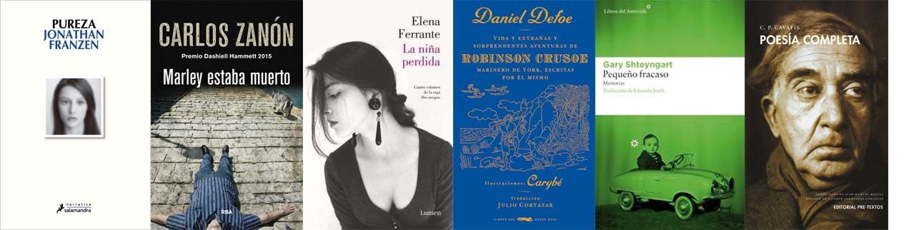 Libros recomendados Newsletter 26 - Letras Corsarias Librería Salamanca