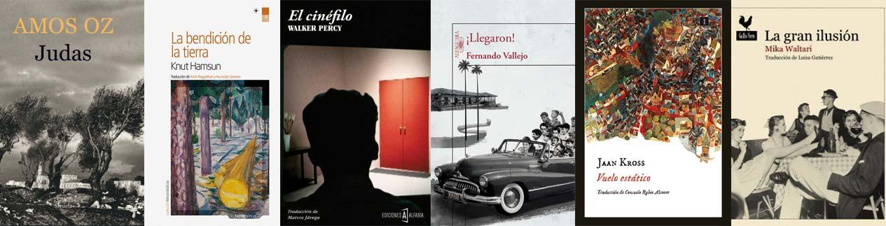 Narrativa - Letras Corsarias Librería Salamanca