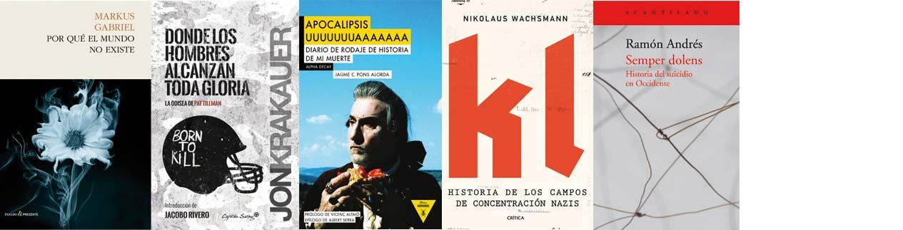 Ensayo - Letras Corsarias Librería Salamanca