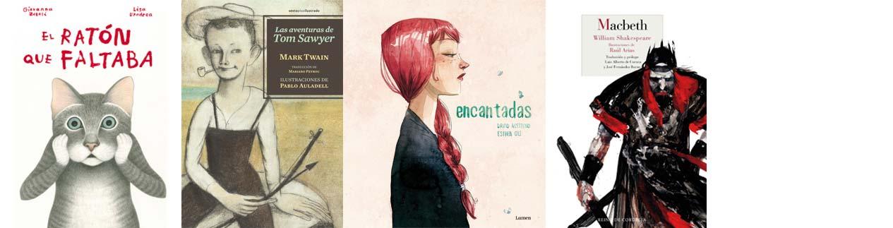 Infantil y álbum ilustrado - Letras Corsarias Librería Salamanca