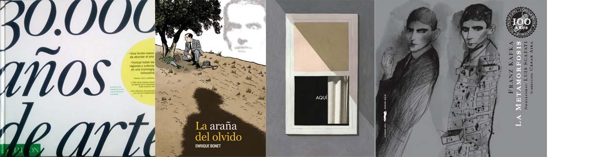 Libros recomendados semana 28 - Letras Corsarias Librería Salamanca