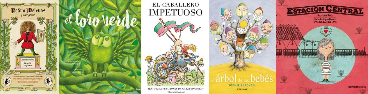 Libros recomendados infantil semana 28 - Letras Corsarias Librería Salamanca