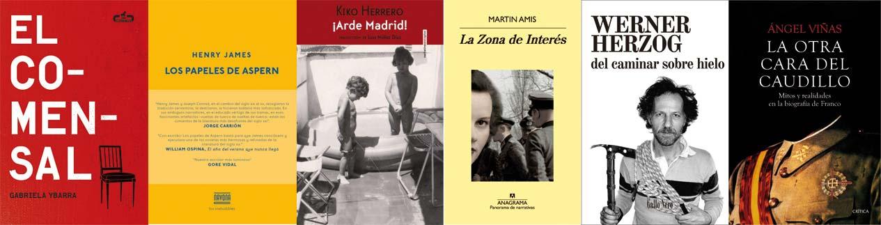 Libros recomendados semana 24 (2)-Letras Corsarias Librería Salamanca