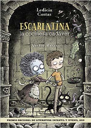 Escarlatina - Letras Corsarias Librería Salamanca