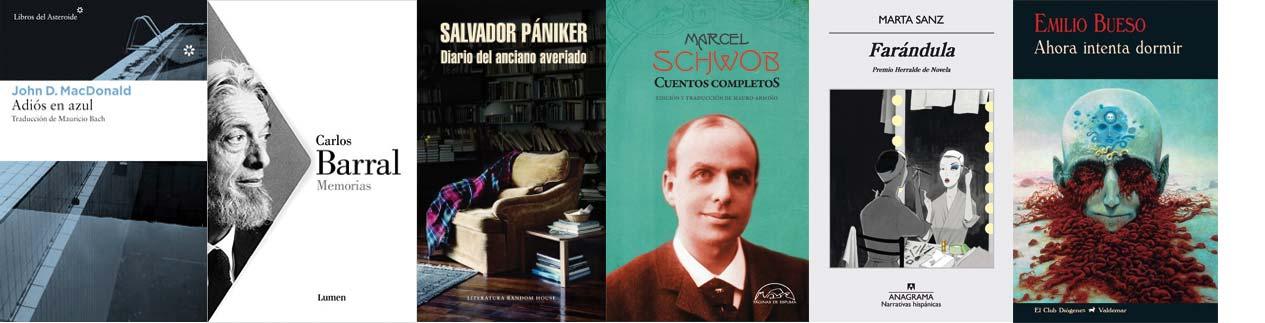 Libros recomendados Newsletter 31 - Letras Corsarias Librería Salamanca