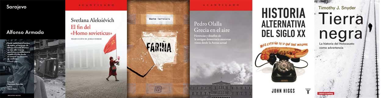 Los mejores de 2015 - Letras Corsarias Librería Salamanca