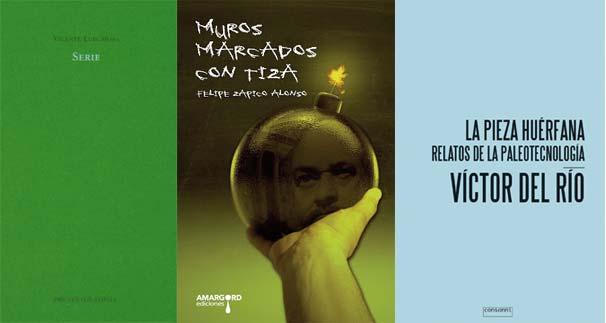 Libros que presentamos esta semana - Letras Corsarias Librería Salamanca