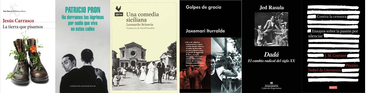 Libros recomendados - Newsletter 42 - Letras Corsarias Librería Salamanca