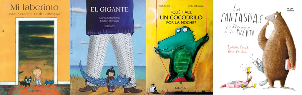 Libros recomendados infantil - Letras Corsarias Librería Salamanca