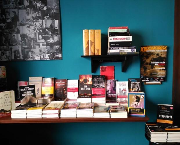 Congreso de novela negra Salamanca - Letras Corsarias Librería Salamanca