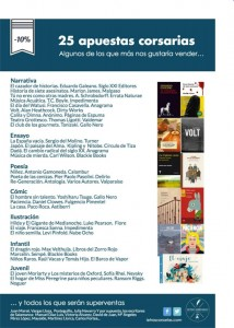 Día del Libro 2016 Salamanca
