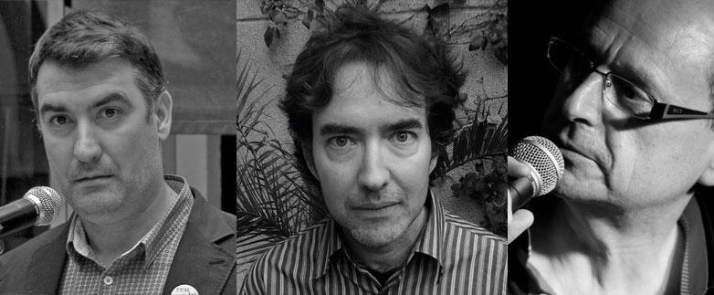 Próximo autores en Letras Corsarias Librería Salamanca