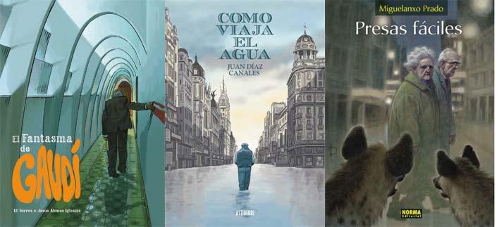 Comics recomendados - Letras Corsarias Librería Salamanca