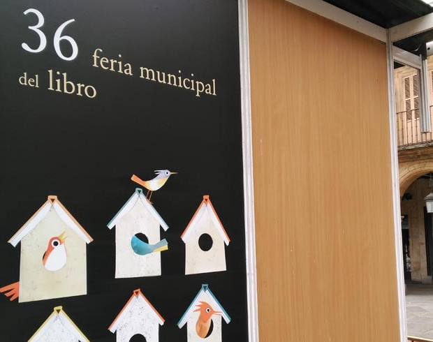Feria del Libro - Salamanca 2016 - Letras Corsarias Librería Salamanca