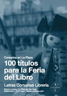 Feria del Libro Salamanca - Guía Letras Corsarias Librería