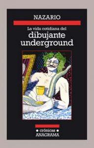 Nazario Dibujante underground - Letras Corsarias Librería Salamanca