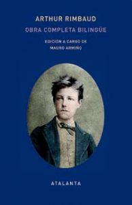 Obra completa bilingüe - Arthur Rimbaud - Atalanta - Letras Corsarias Librería Salamanca