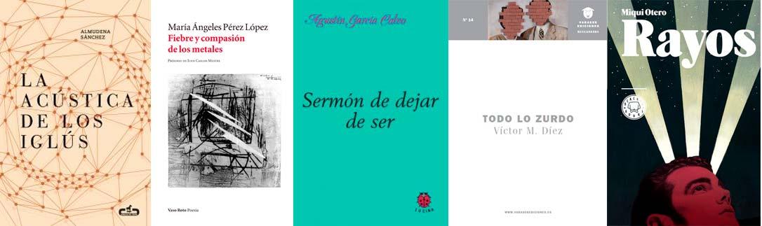 Presentaciones octubre - Letras Corsarias Librería Salamanca