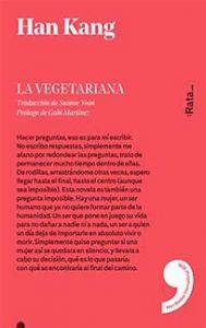 Rata - Han Kang - Letras Corsarias Librería Salamanca