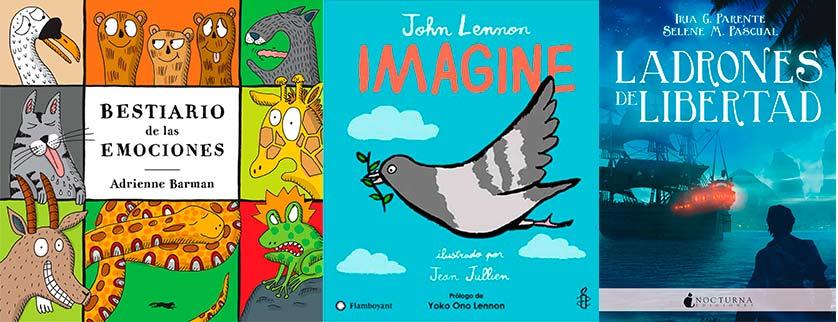 Libros recomendados infantil – Letras Corsarias Librería Salamanca
