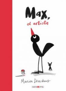 Max, el artista – Letras Corsarias Librería Salamanca