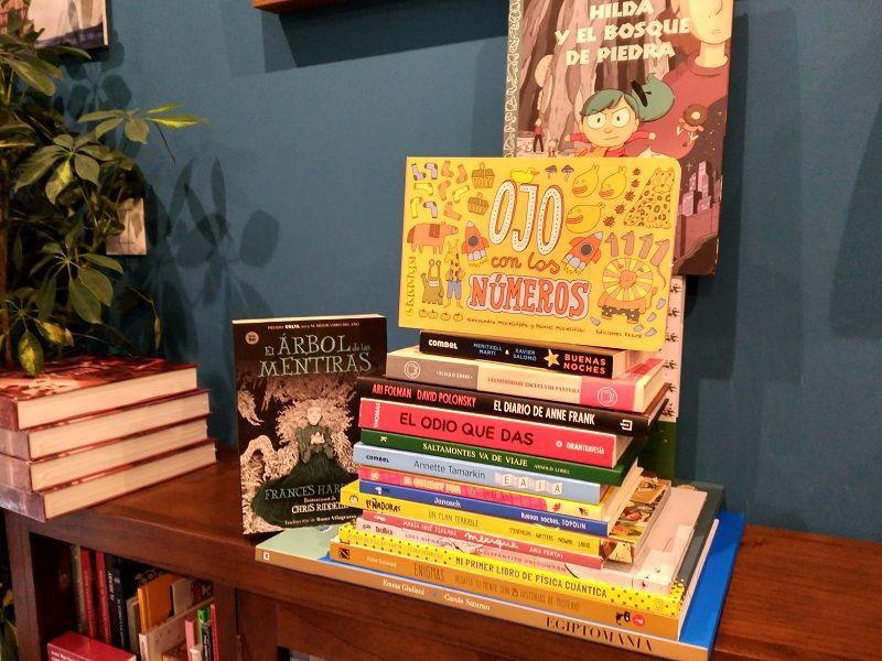Libros favoritos en infantil y juvenil 2017 - Letras Corsarias Librería Salamanca