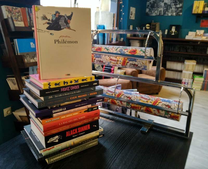 Selección cómic 2017 - Letras Corsarias Librería Salamanca