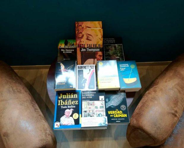 La Mesilla del Lector – Congreso Negro - Letras Corsarias Librería Salamanca